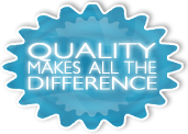Quality makes all the difference
